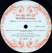 Nerd - Maybe (Remixes)