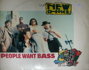 New Choice - People Want Bass