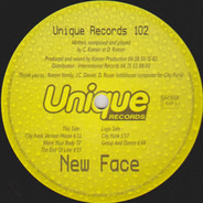 New Face - City Funk