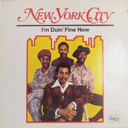 New York City - I'm doin' fine now