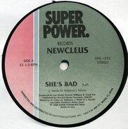 Newcleus - She's Bad