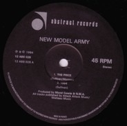 New Model Army - The Price