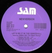 Newversion / Convertion - Let's Do It In The Dancehall