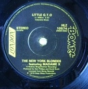 New York Blondes Featuring Madame X - Little G.T.O.