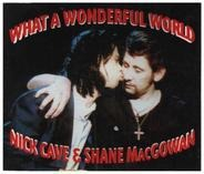 Nick Cave & Shane McGowan - What A Wonderful World