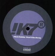 Nick Holder - Don't Go Away