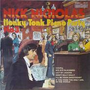 Nick Nicholas - Honky Tonk Piano Party No.3