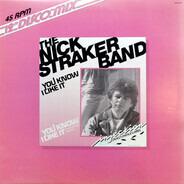 Nick Straker Band - You Know I Like It