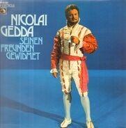 Nicolai Gedda - Seinen Freunden Gewidmet