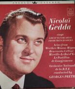 Nicolai Gedda - Sings Great Tenor Arias From French Opera