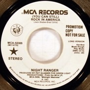 Night Ranger - (You Can Still) Rock In America