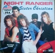 Night Ranger - Sister Christian