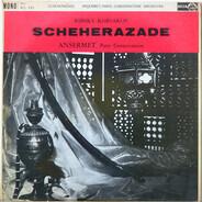 Nikolai Rimsky-Korsakov - Ernest Ansermet , Orchestre De La Société Des Concerts Du Conservatoire - Scheherazade