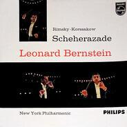Nikolai Rimsky-Korsakov , Leonard Bernstein , The New York Philharmonic Orchestra - Scheherazade