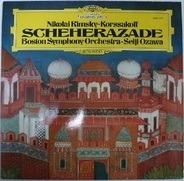 Nikolai Rimsky-Korsakov - Scheherazade (Seiji Ozawa)