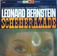 Nikolai Rimsky-Korsakov / The New York Philharmonic Orchestra , Leonard Bernstein - Scheherazade