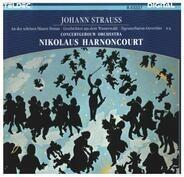 Johann Strauss Sr. (Harnoncourt) - An Der Schönen Blauen Donau - Geschichten Aus Dem Wienerwald - Zigeunerbaron-Ouvertüre