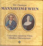 Nikolaus Harnoncourt - Vorklassik In Mannheim Und Wien