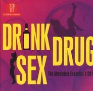 Nina Simone / Clarence Williams / Bo Carter a.o - Drink Drugs Sex : The Absolutely Essential 3 CD Collection