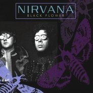 Nirvana - Black Flower