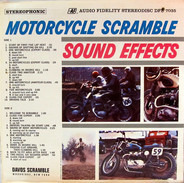 Sound Effects - Motorcycle Scramble Sound Effects