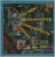 field recordings sampler - The New CBS Audio-File Sound Effects Library, Vol. Two