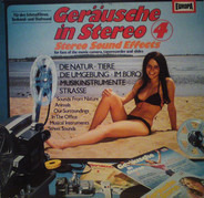 Sound Effects - Geräusche In Stereo 4 (Stereo Sound Effects)