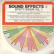 No Artist - Sound Effects 3 - Effetti Sonori Vol. 3