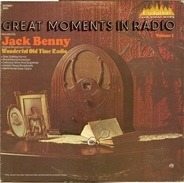 Jack Benny - Great Moments In Radio: Volume 1