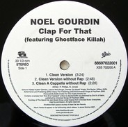 Noel Gourdin - Clap For That