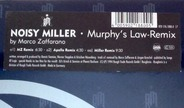 Noisy Miller - Murphy's Law (Remix)