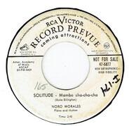 Noro Morales - Solitude / Uno