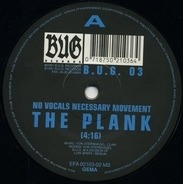 No Vocals Necessary Movement - The Plank