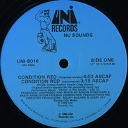 Nu-Sounds - Condition Red