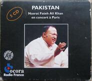 Nusrat Fateh Ali Khan - Pakistan - En Concert A Paris - 5CD