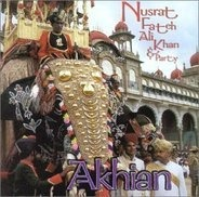 Nusrat Fateh Ali  Khan - Akhian