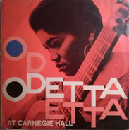 Odetta - At Carnegie Hall