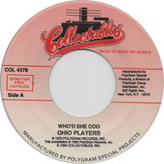 Ohio Players - Who'd She Coo / Fopp