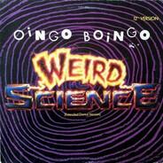 Oingo Boingo - Weird Science (Extended Dance Version)