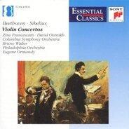 Francescatti, Oistrach, Walter, Ormandy - Beethoven, Sibelius: Violinkonzertos