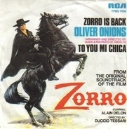 Oliver Onions - Zorro Is Back / To You Mi Chica