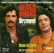 Oliver Onions, Guido & Maurizio De Angelis Orchestra - Orzowei / Tema Di Lara