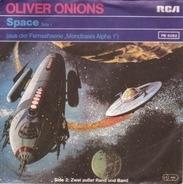 Oliver Onions / Guido & Maurizio De Angelis Orchestra - Space / Zwei Ausser Rand Und Band