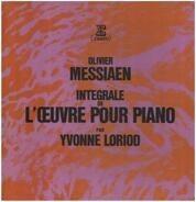 Olivier Messiaen - Integrale de L'Oeuvre pour Piano par Yvonne Loriod