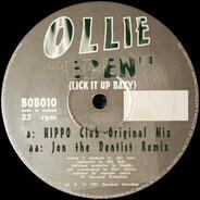 Ollie Jaye - Eden (Lick It Up Baby)