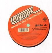 Olympx - Streets Are A Battlefield