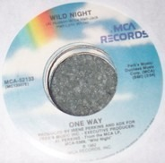 One Way - Wild Night