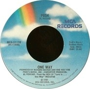 One Way - Push / All Over Again