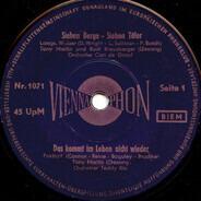 Orchester Carl De Groof / Orchester Teddy Bär - Sieben Berge - Sieben Täler / Das Kommt Im Leben Nicht Wieder / Die Bar Von Lolita (Mambo-Lolita) /