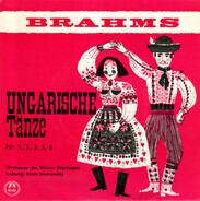 Orchester Der Wiener Staatsoper Conducted By Hans Swarowsky / Johannes Brahms - Ungarische Tänze Nr. 1, 2, 3, 5, 6